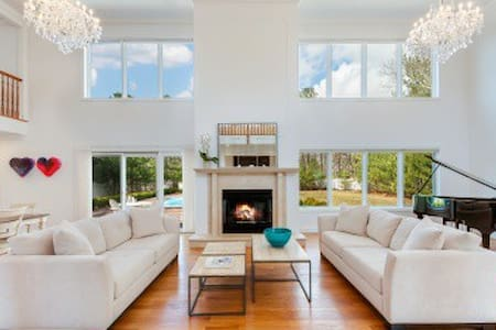 Tranquil Wainscott Getaway; Heart of the Hamptons - Wainscott