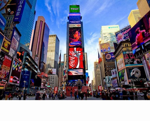 Location Appartement New York Times Square