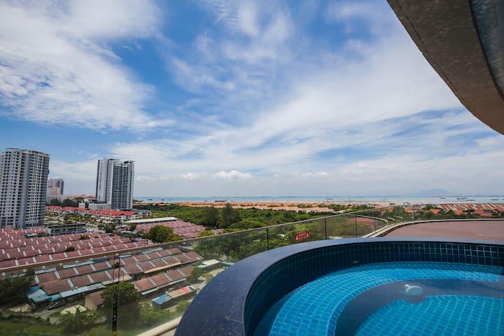 118@Seaview Mickey Suite|高级米奇海景套房