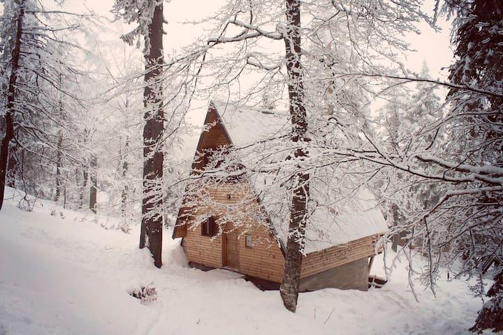 """Cabin """"Una"""" - Jahorina - Cabaña"""