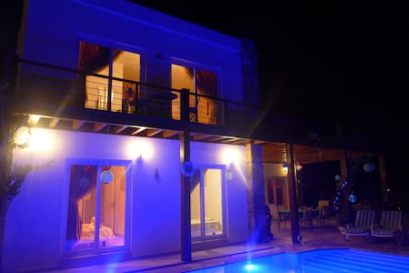Family Friendly, Chill out Villa in Koyunbaba Bay