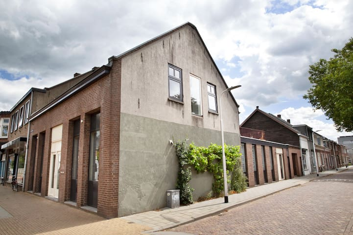 Cosy Appartment in the City centre of Tilburg