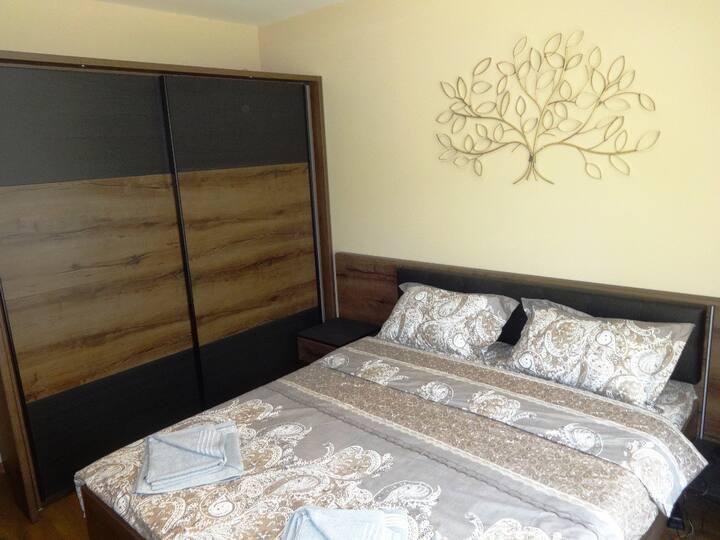 Уютная Квартира в 5 минутах от моря.