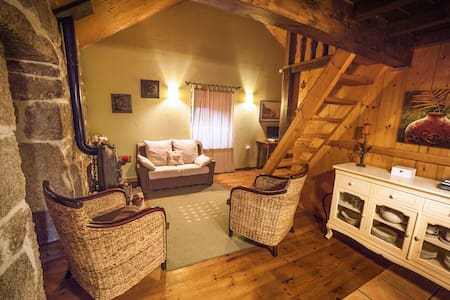 A unique holiday cottage in Galice