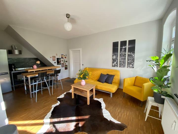Kleines hübsches Apartment nahe Altkötzschenbroda