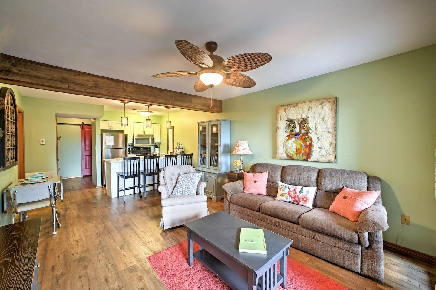 Find your bliss at this Branson West vacation rental condo at Notch Estates!