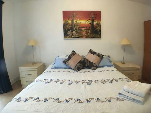 Brixton/Clapham Double Room