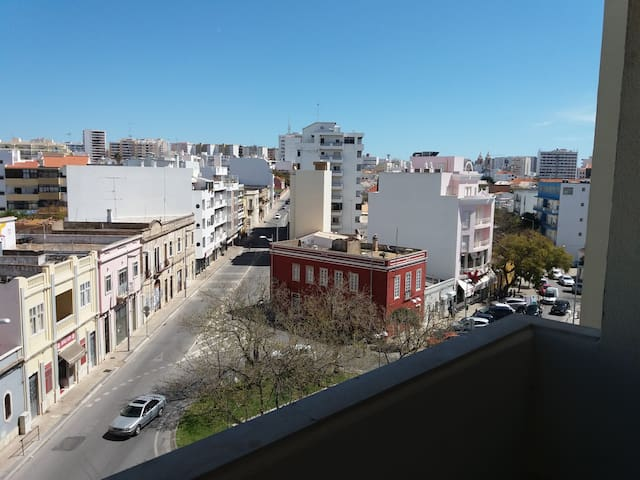 An apartment in Faro - Faro - Departamento