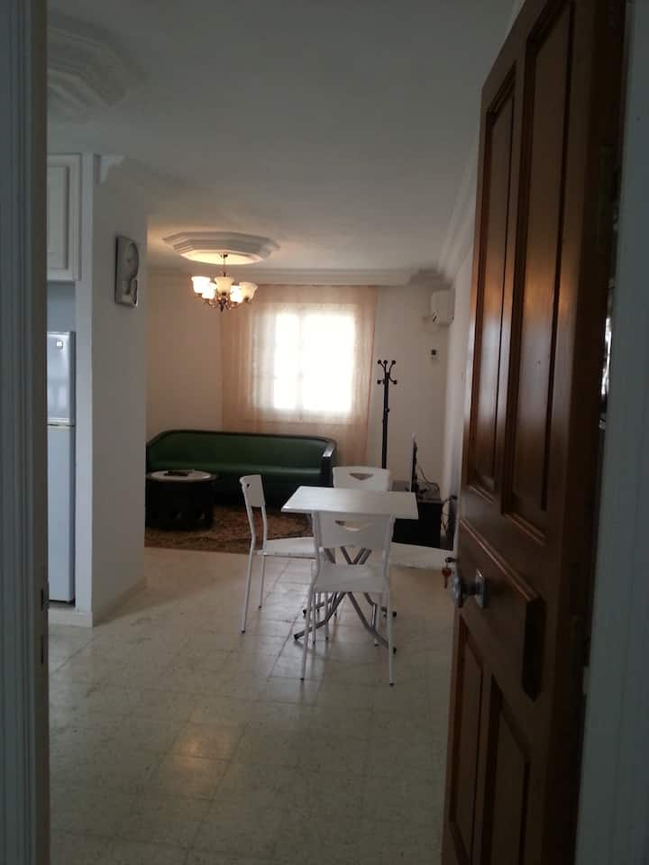 Location d'un appartement à Mahdia