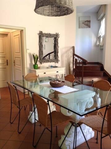 Luminosa casa al mare zona Fiumetto - Pietrasanta - Villa