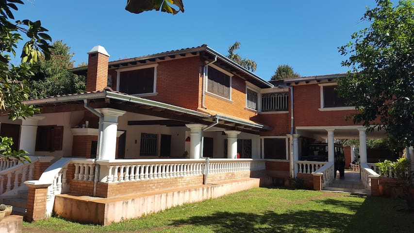 Colonial house in Aregua / Paraguay
