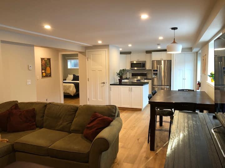 Great Lake Views, Executive 2 Bedroom Suite