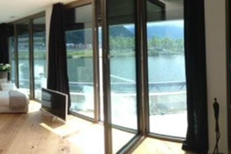 Luxus-Wohnung direkt am See - Stansstad - Apartment - 2