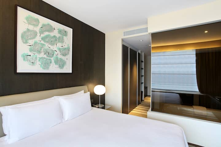 1-BR Executive-Pan Pacific Serviced Suites Orchard
