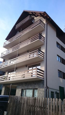 Very modern garsonier - Bușteni - Apartment
