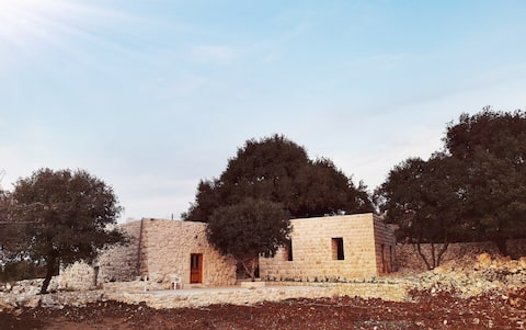 Special stone house