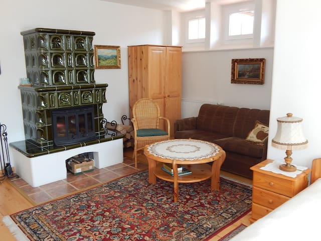Villa Siesta apartma