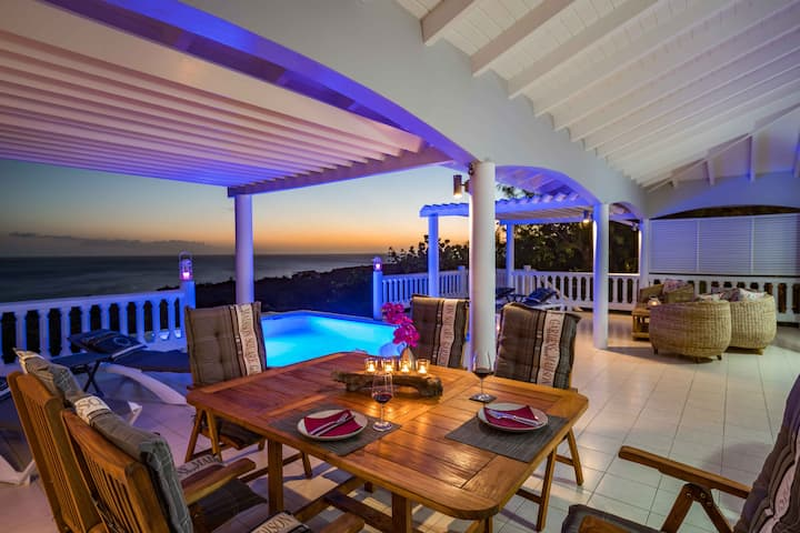 Villa Oceanside Curacao