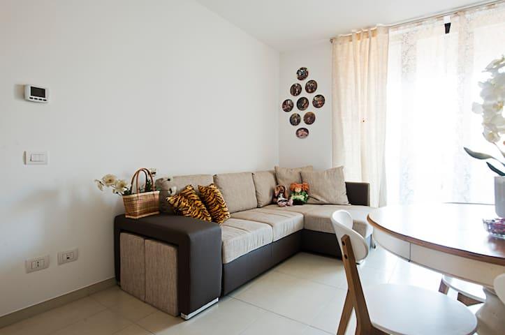 appartamento in brianza per 4