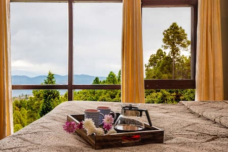 Morning Bliss 3BHK - DISINFECTED BEFORE EVERY STAY