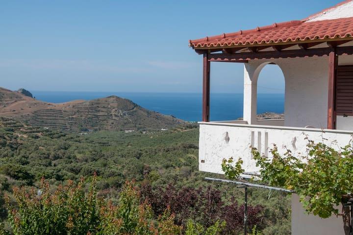 Erofili Apartment Mariou Rethymno Crete - Mariou - Apartmen