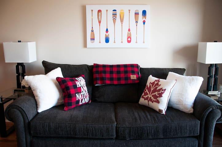 1 Bedroom Guest Suite in Spruce Grove