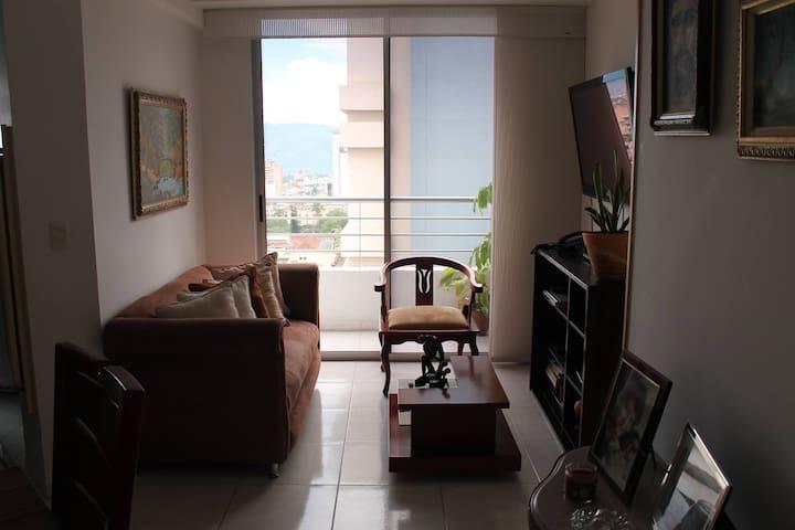 Apartamento cómodo y limpio - Bucaramanga - Lägenhet