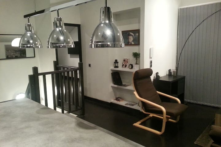 Appartement Loft  Croix, Près Lille Paris Londres