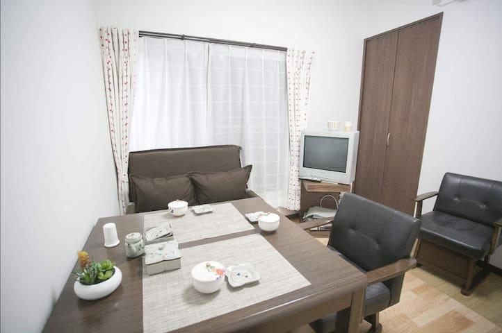 Brand New! 2LDK House near Ojima Station! - Koto - Casa