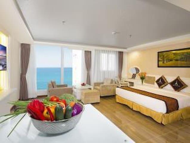 Apt Luxury 1 BR Nha Trang Sea View - tp. Nha Trang - Flat