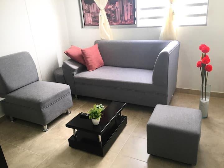 Lindo y Confortable Apartamento en Bucaramanga!