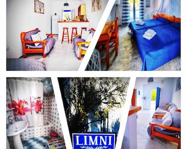 Love Limni (no 1) in peaceful Poseidonia