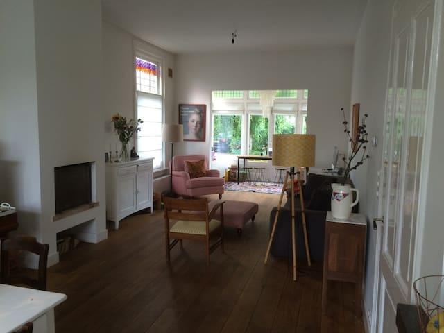 NEW! Family House close to Amsterdam - Naarden - Ház