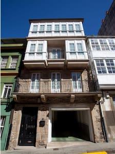 PRECIOSO EDIFICIO historico con ascensor en centro