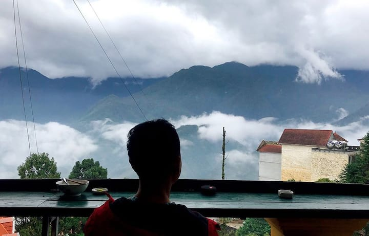 Go Sapa Hostel -Fansipan Mount View