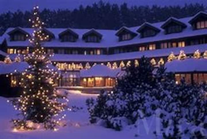 Holiday Getaway at this Upscale Lodge-NEW DEAL!