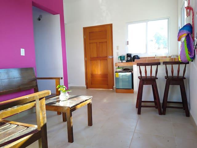 Casa Maricela Maha Departamento Cómodo y tranquilo