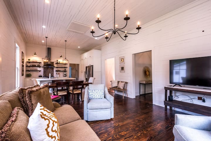 ★Top Airbnb in Tuscaloosa area★ Groups, Gamedays!