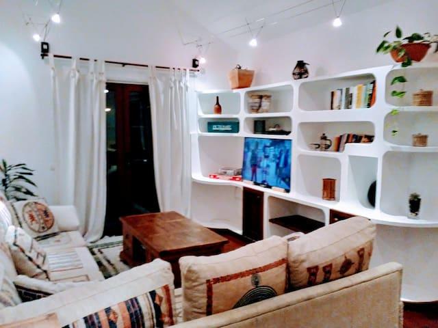 Casa Chedy, En el corazón de Lanzarote