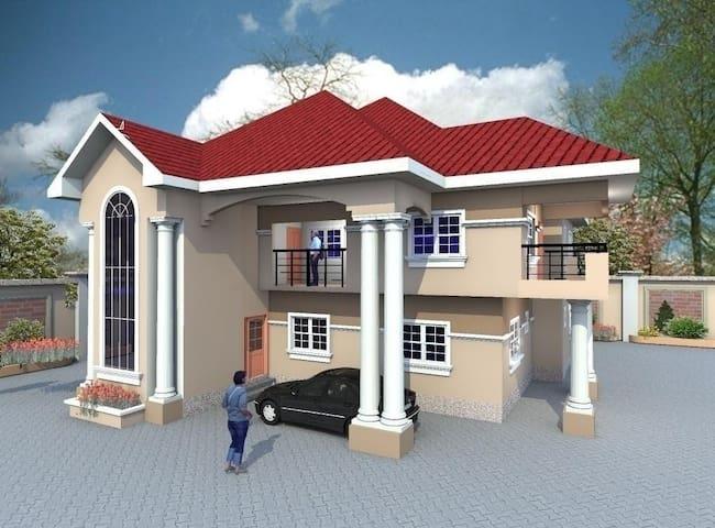 Orih's Pavilion - Benin City - Σπίτι
