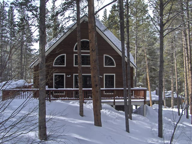 Blue River Cabin