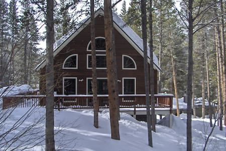 Blue River Cabin - ブルーリバー - 一軒家