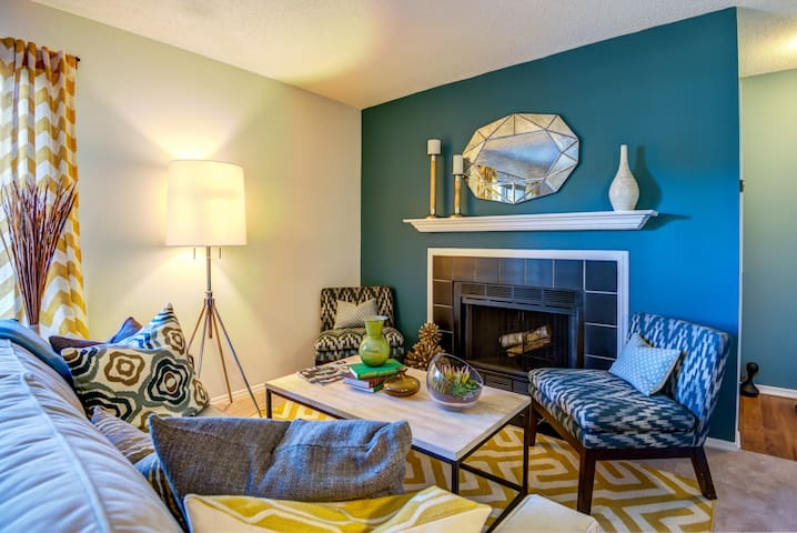 Relax in an apt of your own   1BR in Durham