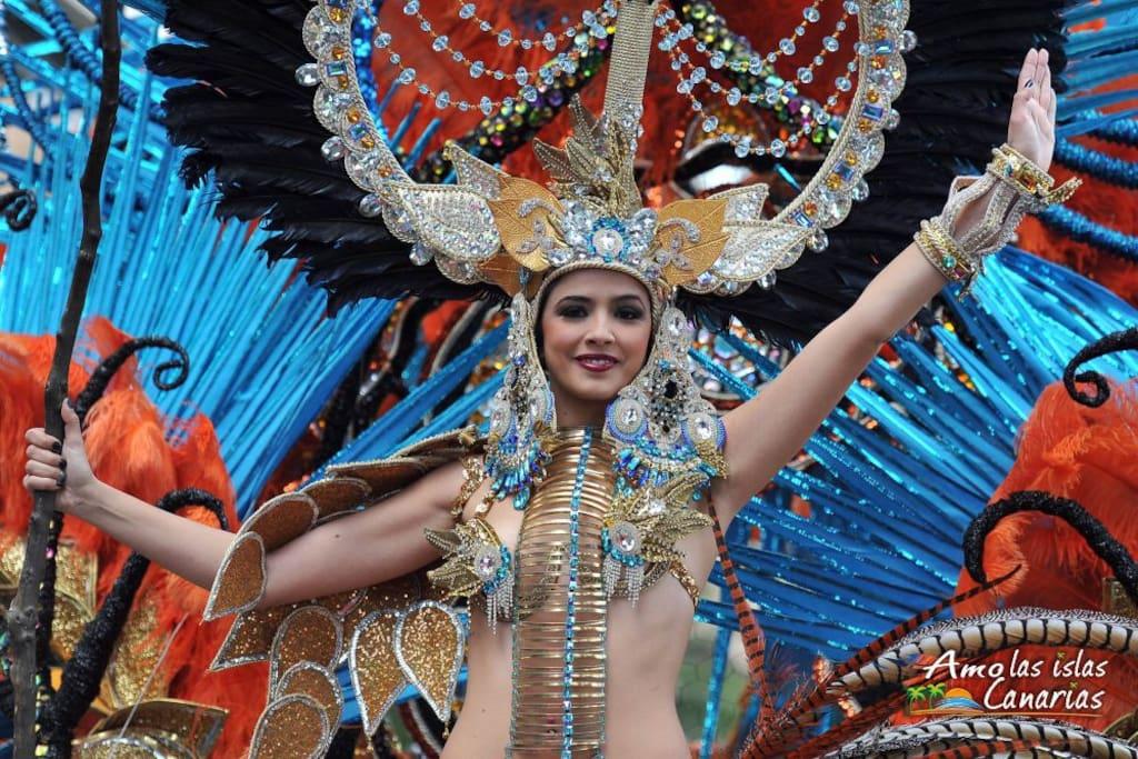 El Carnival every february