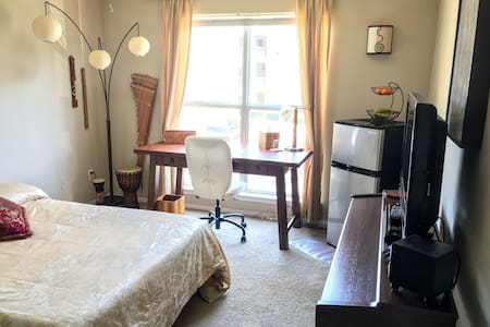 Cozy Clean Apt near UNC & Mall
