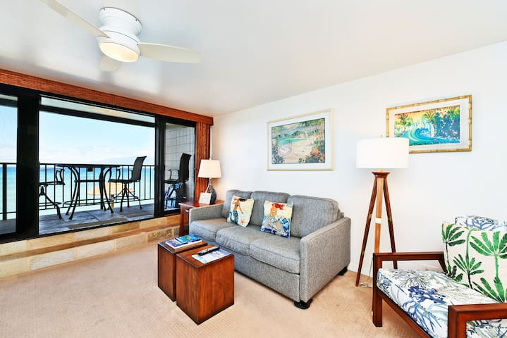 Oceanfront Paradise!  Book now for Fall/ Winter!
