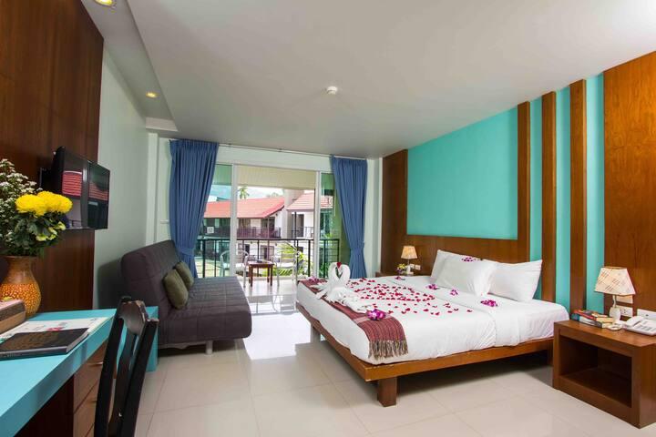 Baan Karon Resort Superior Room 1