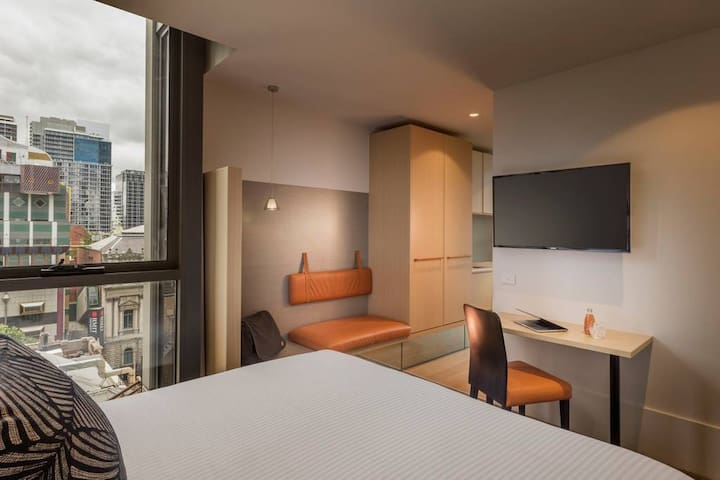 Studio Apartment · Private room in boutique hotel