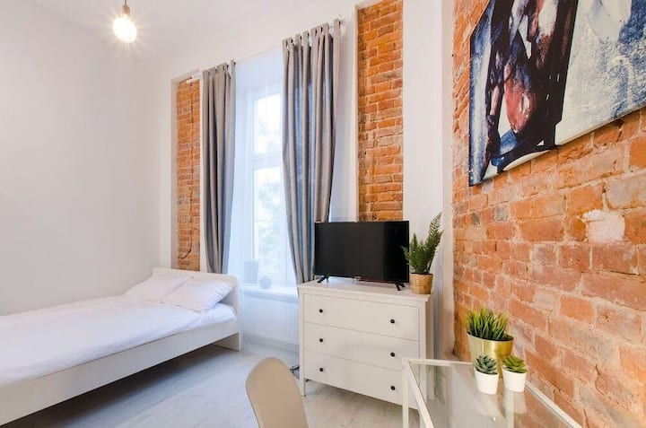 ★ Modern and Stylish 1bed in Historic Town ★
