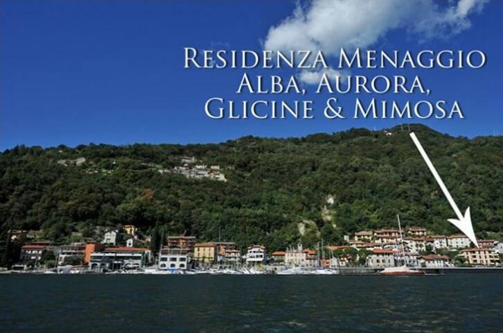 Residenza Menaggio - Alba - Menaggio - Apartemen